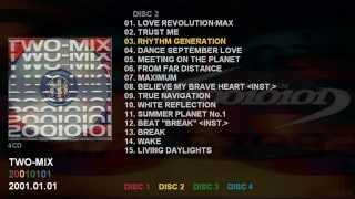 TWO-MIX Best Album MEMORIAL BEST 「20010101」 Catalogue Number: KIC...