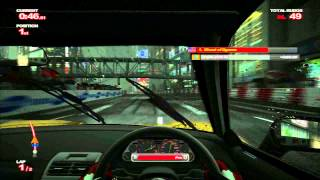 Project Gotham Racing 4 60 fps Race in Tokyo