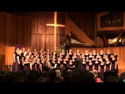 """SRVHS Treble Clef - Golden State Champions 2012 - """"Reflections From Yad Vashem"""""""