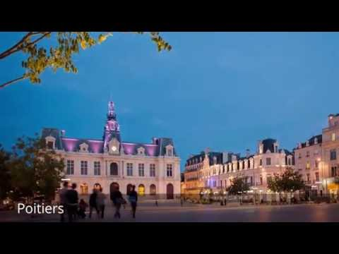 Places to see in  Poitiers  France