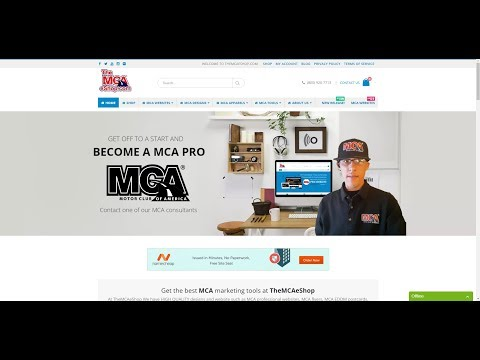 MCAShop | TheMCAeShop - Who Am I Albert Ebanks - TRUSTED MCA MARKETING WEBSITE SINCE 2012