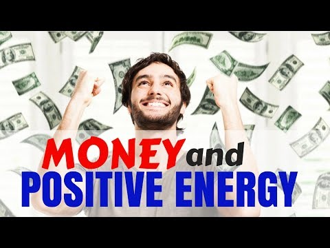 How to attract Money, and Positive Energy - #PartnersinShine