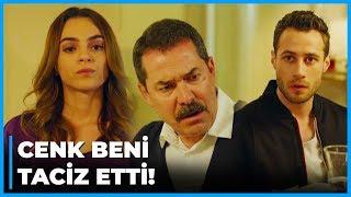Cemre, Cenk'in Yaptıklarını Söyledi - Zalim İstanbul 4. Bölüm