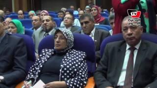 «الشربيني» يطلق الخطة القومية لمكافحة التسرب التعليمى بحضور غادة والي