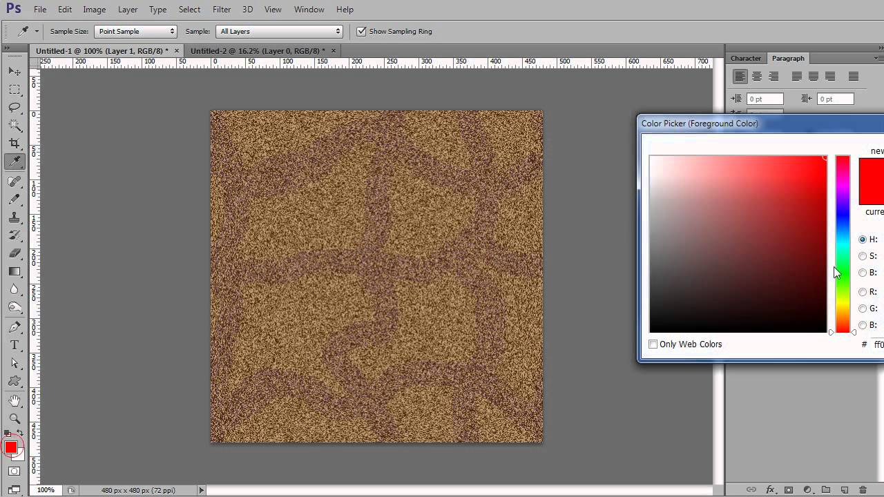 How To Create Autotiles Creating Seamless Tiles In Photoshop - Custom ceramic tiles maker