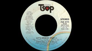 Archie Bell & The Drells ~ Lets Groove 1975 Disco Purrfection Version YouTube Videos