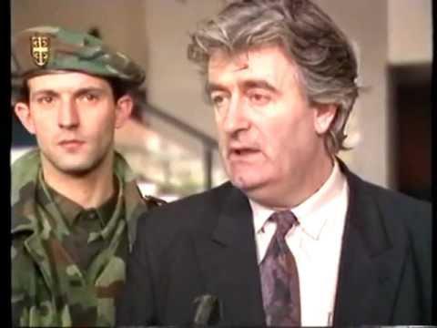 Genocidasi: Radovan Karadzic - Holiday Inn '92