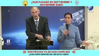 ¿QUE PASARÁ EN NOVIEMBRE 2020 Revelación de Dios David Gates
