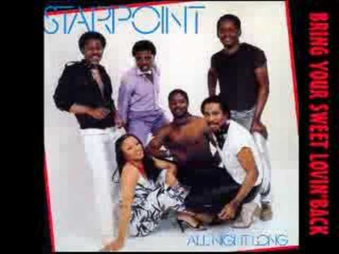 Starpoint - Bring Your Sweet Loving Back 1982