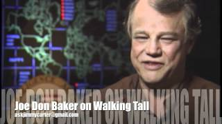 Joe Don Baker interview