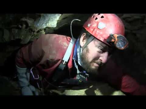 Abjasia, Atrapados Bajo Tierra