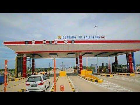 Jalan Tol Palembang sudah bisa digunakan