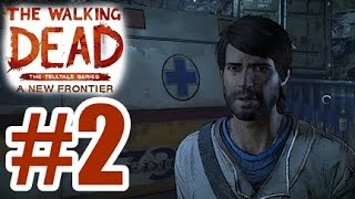 The Walking Dead Season 3 A New Frontier Ep.1 #2 Ties That Bind Part 1 - CLEM!