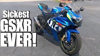 2015 GSXR 1000 Test Ride - EARGASM!!