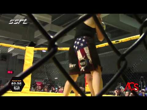 ACSLIVE.TV and EVERY VICTORY EARNED Finish of the day Chelsi  Westdrop Vs. Cheryl Jacob