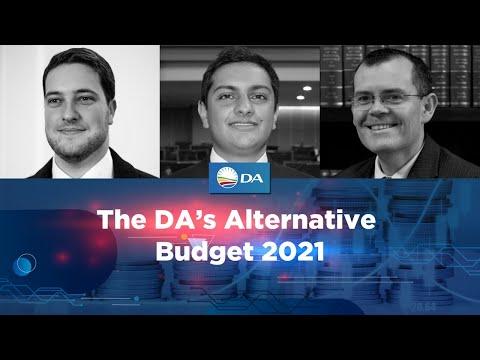 The DA's Alternative Budget 2021