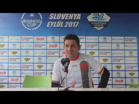 SONER ÜLGEN, VEZİN / ANKARA / Business Cup Bahar Dönemi 2017