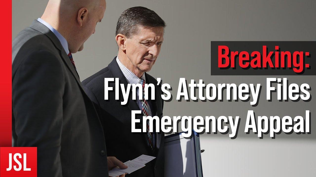 Breaking: Flynn's Attorney Files Emergency Appeal