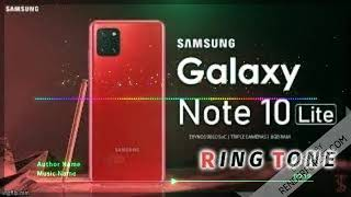 Quaries- samsung galaxy note 10 lite ringtone. ringtone original. sa...