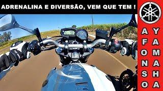 XJ6 # ADRENALINA E DIVERSÃO, VEM QUE TEM !