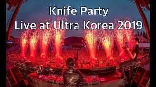 Knife Party  Live at Ultra Kor…