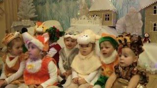 Детский сад «Жемчужинка» - В лесу родилась елочка