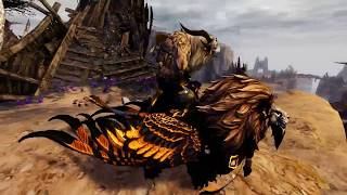 Grand Lion Griffon Mount Skin
