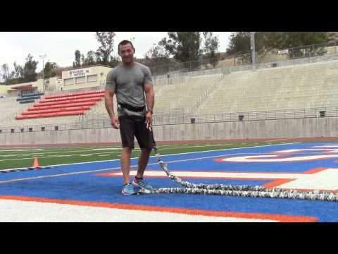 Battle of the Ropes! Gun-eX Cobra vs Traditional Battle Ropes by Mike Michels