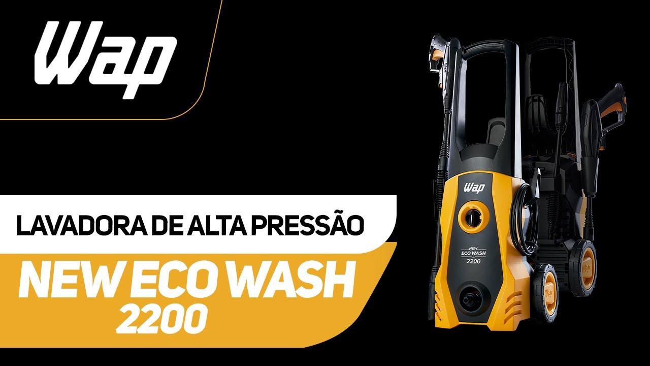 Lavadora de alta pressão | NEW ECO WASH 2200