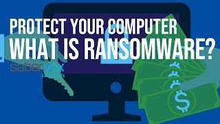 Ransomware Definition and the Security Protecting Computer System