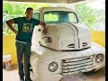 Ford F5 COE 1948 Project ?Demencia?
