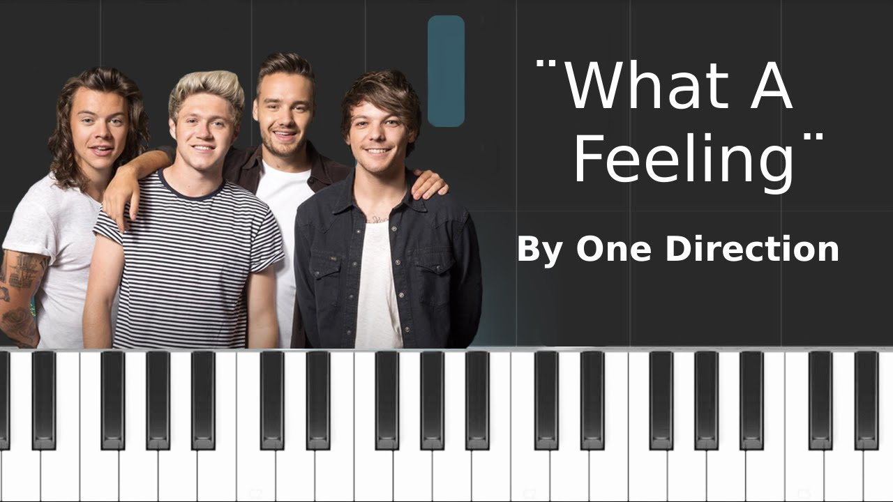 what a feeling one direction скачать