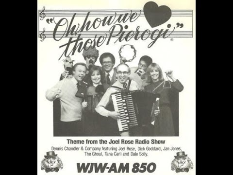 "Dennis Chandler & Co ""Theme From The Joel Rose Radio Show"" 1978 Cleveland WJW AM 850"