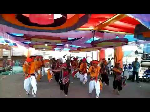 Rathwa Boy's & Girl's Superb Adivasi Timli Dance - Kwant Chhotaudepur (Gujrat) [Subscribe ]