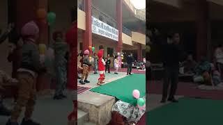 GHG Public Senior Secondary School Pakhowal'S Kids Bhangra