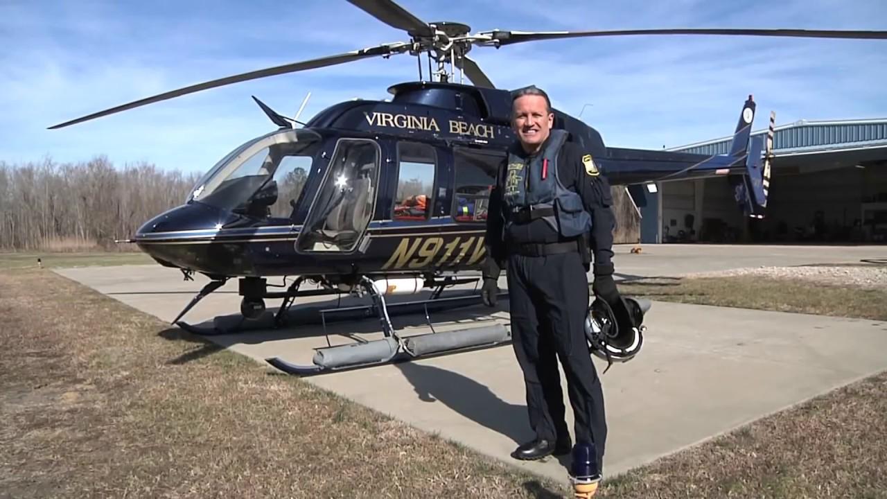 Police Helicopter Virginia Beach
