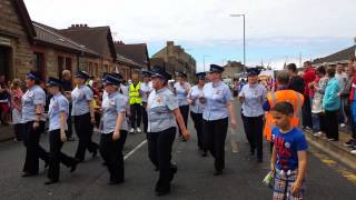 Saltcoats Protestant Boys Annual Parade 2014