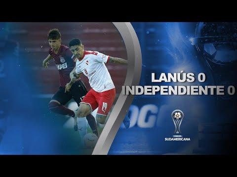 Lanus Independiente Goals And Highlights