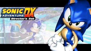 Sonic Adventure DX: Sonic