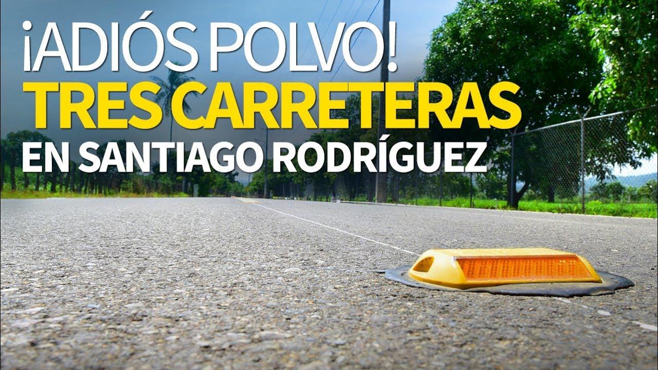 Resultado de imagen para Carreteras Santiago Rodríguez