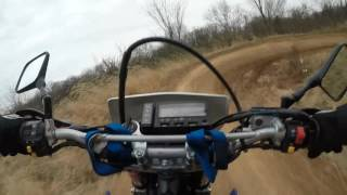 �������� ���� drz 400 morning ride ������