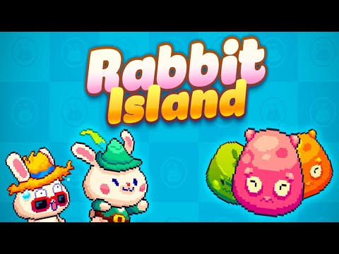 Rabbit Island - Brick Crusher Blast Android Gameplay (By DIVMOB)