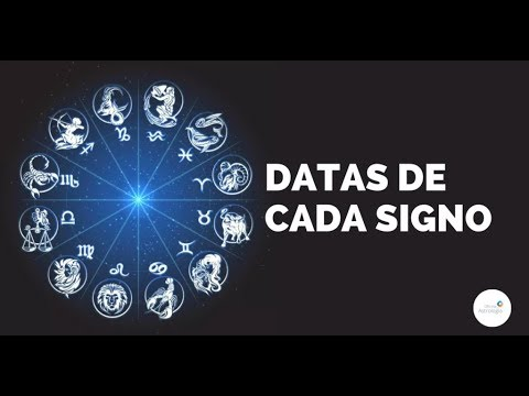 Signos De Cada Mês [Datas De Cada Signo]