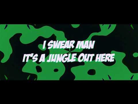 Tehondi - The Jungle  (Ft. Patriz) [Lyric Video]