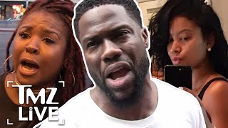 Kevin Hart: Ex-Wife Beefs With New Wife | TMZ Live