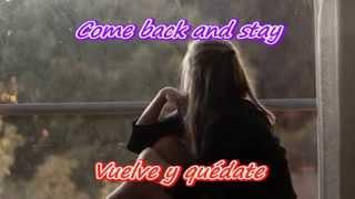 Bad Boys Blue ~~ Come back and stay ~~ Contiene subtitulos en ingles y español