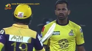 Wahab Riaz Vs Ahmed Shehzad​ | Ugly Fight Between Pakistan Teammates During PSL Match | Mango News