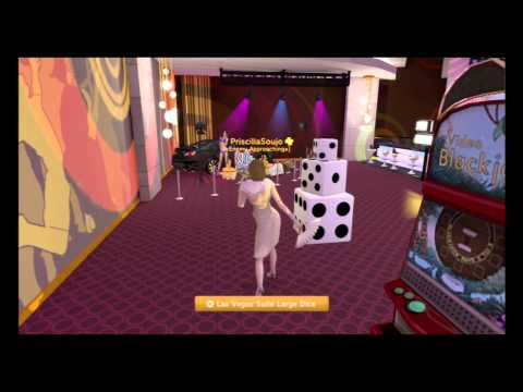 Playstation Home   Personal Casino Apartment   Digital Leisure