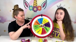 Çarkıfelek Dondurma Challenge - Eğlenceli  Video
