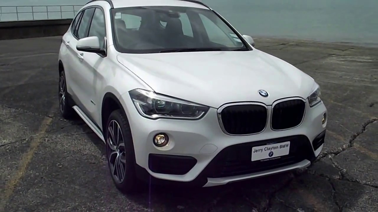 2016 bmw x1 18d sdrive sport line youtube. Black Bedroom Furniture Sets. Home Design Ideas